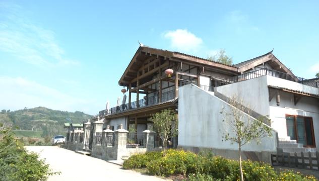 资中杨柳滩村:文旅助力乡村振兴
