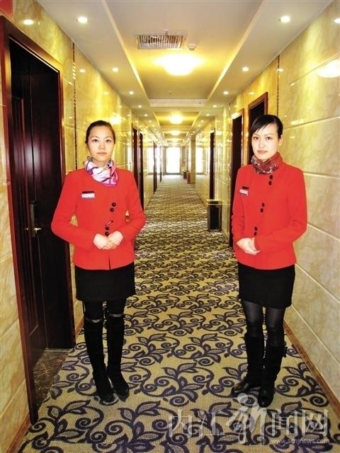 博凯酒店 服务人性化