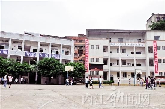 内江市第五初级中学教育教学v纪实纪实兰考县重点初中图片