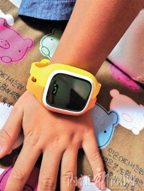 电话手表:防孩子走丢利器