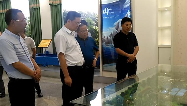 经信厅副厅长刘少敏调研我市汽车零部件产业发展