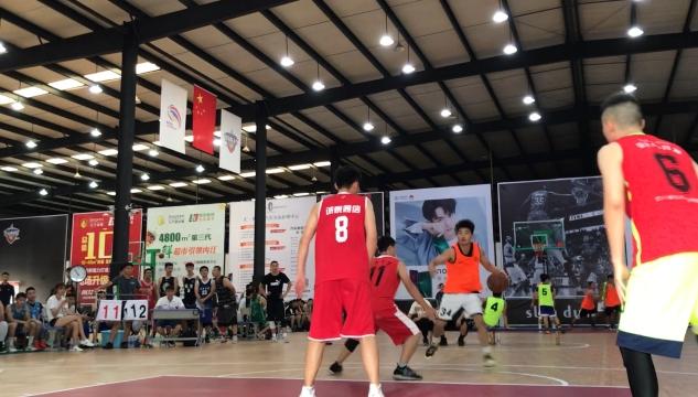 我市3对3篮球公开赛落幕