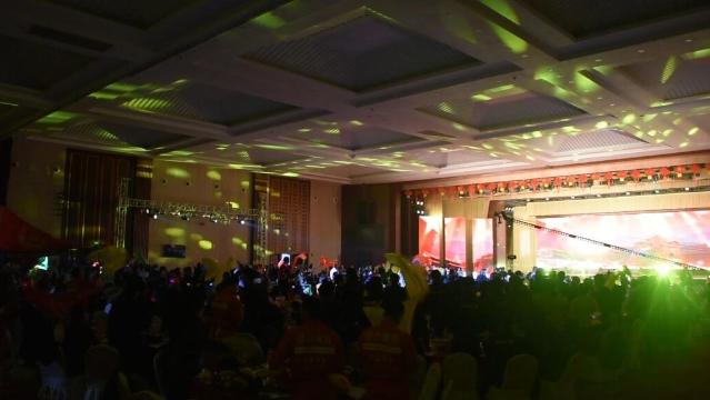 万博manbetx网页版注册高新区举行2020年迎春晚会