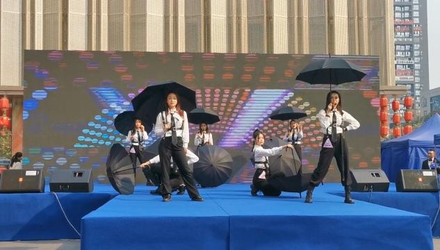 内江市第三届甜城甜女风采大赛第二轮竞演开场