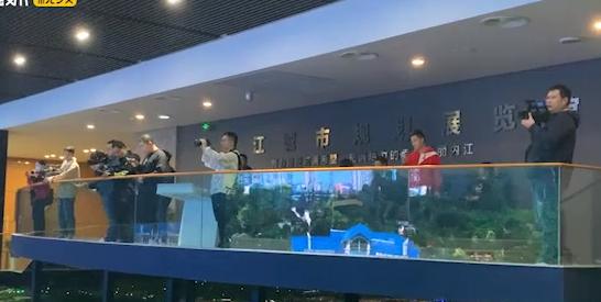 川南渝西媒体采风行首站走进内江市中区、经开区、威远县