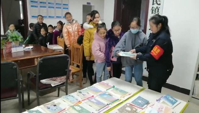 内江经开区靖民镇双塘村:开展传统文化学习活动 让小朋友们感受国学的博大精深