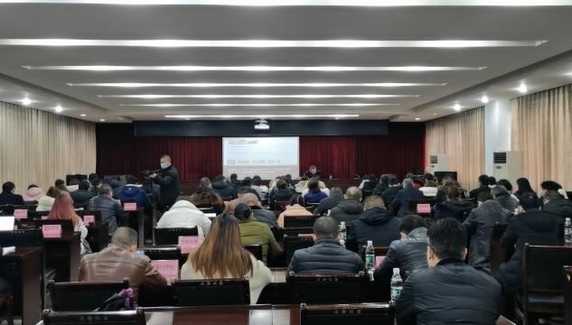 市委宣讲团第十分团走进资中县宣讲党的十九届五中全会精神