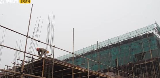 省市重点项目中农联•云仓农商城建设有序推进