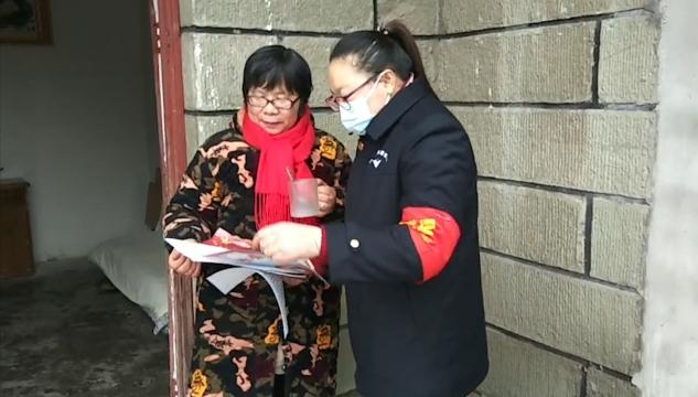 内江经开区靖民镇长安村:开展消防安全常识宣传活动
