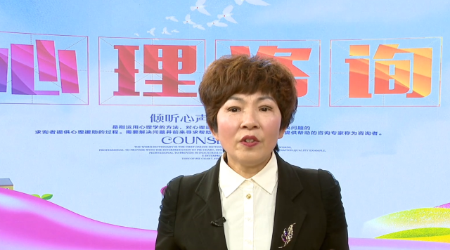 大千流动讲堂讲师冯兴慧:《疫情下压力的调节方法》